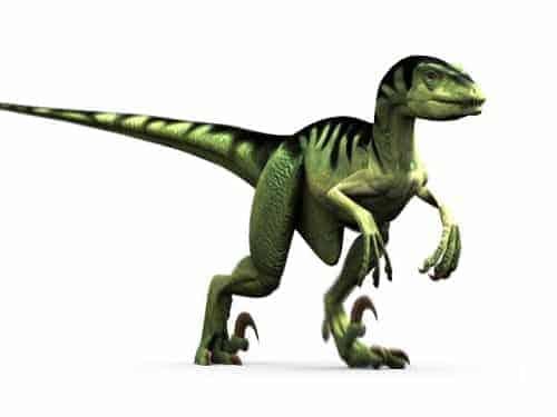 Deinonychus Dinosaurier