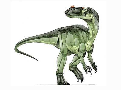 Sarcosaurus Dinosaurier