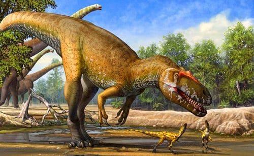 Torvosaurius