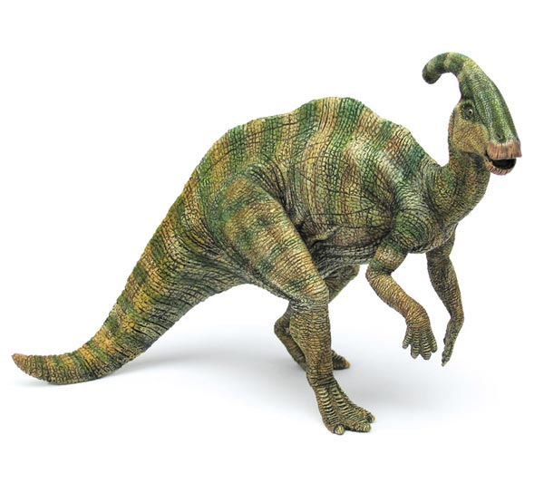 dinosaurio herbívoro posando
